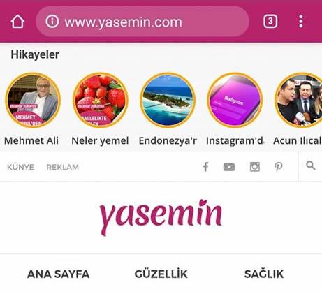 yasemin.com hikayeler